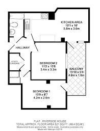 2 bedroom flat for sale in riverside house welsh back bristol bs1