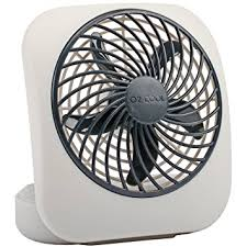 battery operated fans o2cool 5 inch portable fan desktop fan battery