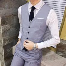 high quality casual men dress vest buy cheap casual men dress vest