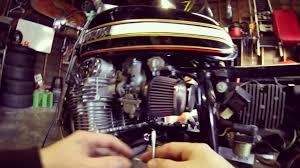 adjusting air u0026 fuel mixture screws first time youtube