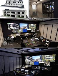 collections of building a control room interior design ideas