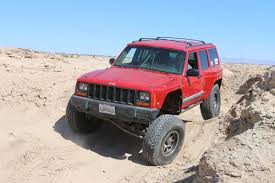 prerunner jeep real long travel in a jeep with the ttbxj