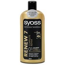 Shoo Syoss syoss renew 7 complete repair shoo shoo im dm shop