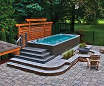 Cornwell Pool And Patio Kingston Inground Pools Tubs Swim Spas Patio Furniture