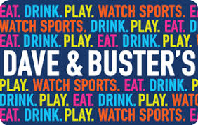 play egift dave buster s gift cards