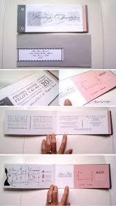 Booklet Wedding Programs Best 25 Wedding Booklet Ideas On Pinterest Elegant Wedding