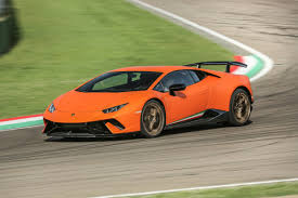 modified lamborghini we drove the record breaking lamborghini huracan performante and