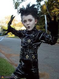 Edward Scissorhands Costume Diy Edward Scissorhands Costume For Boys Photo 3 3