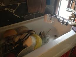 Salvaged Sink The Midden Your Passport To Complaining