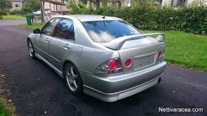 lexus altezza is200 nettivaraosa lexus is200 300 altezza rs200 1999 spare and