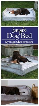 diy shabby chic pet bed ideen schönes diy shabby chic pet bed best 25 beds ideas on