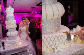 bling wedding programs dazzling russian wedding at a boca synagogue mazelmoments