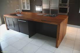 faire un plan de travail cuisine meilleur de meuble cuisine avec plan de travail photos de