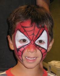 easy face painting examples balloonamations face painters