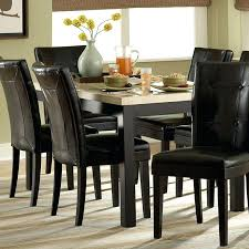 wood dining room chairs home styles dining chairs black finish