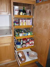Kitchen Pantry Cabinets Kitchen Cabinet Shallow Pantry Cabinet Glass Door Pantry Cabinet