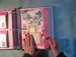 large scrapbook album 41 best tutorials scrapbook mini albums and cards images on