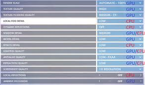 is pubg cpu intensive settings that use more gpu cpu overwatch forums