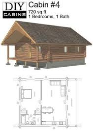 diy cabins the sapphire cabin house plans small pinterest
