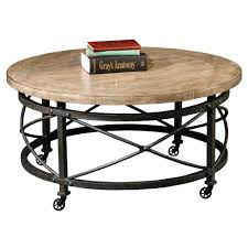 buy collage urban loft round coffee table by hekman from www