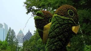 imaginary worlds the atlanta botanical garden may 2013 youtube