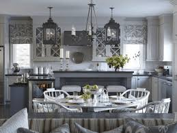 Kitchen Nook Lighting Design Dilemma Coordinating Kitchen Island And Breakfast Nook