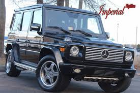 used mercedes g wagon 2008 used mercedes 4matic 4dr 5 5l amg at imperial highline