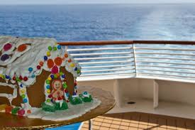 gingerbread house decorating on the disney fantasy u2022 the disney