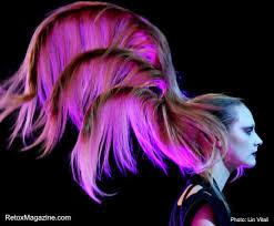 hairshow magazine alternative hair show 2012 international visionary award retox