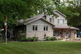 awesome split level exterior makeover home design planning