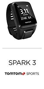 amazon black friday 150 tv amazon com tomtom spark 3 gps fitness watch and activity tracker