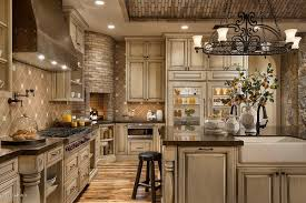Traditional French Kitchens - 105 interior design ideas for the kitchen in different styles