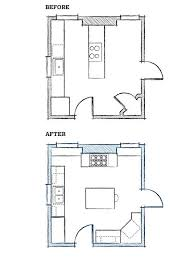 Kitchen Floor Plans 38 Best Kitchen Floor Plans Images On Kitchen Floors