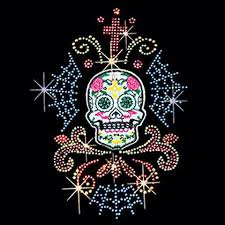 sugar skull and skull t shirts oldsaltsailor apparel