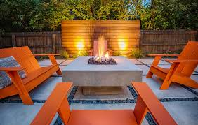 small courtyard designs patio contemporary with swan chairs gorgeous modern back yard design by the garden inc