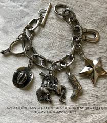 silver link bracelet charms images Carolk jewelry for the confident woman bracelets gallery jpg