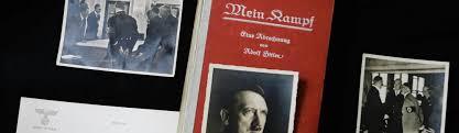 first german edition of u0027s u0027mein kampf u0027 since 1945 stirs old