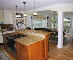 remodeled kitchens with islands kitchen island remodel akioz