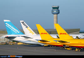 bureau dhl east midlands airport g dhlh aircraft pictures photos d aalf