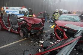 five injured in two vehicle crash in foster township news