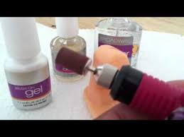 gel nails without uv light how to do gel nails without uv l part 2 youtube