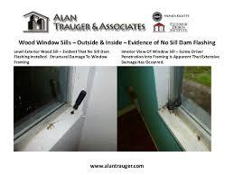 Wooden Interior Window Sill Exterior Inspection The Slant On Window Sills