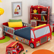 toddler bed for boy storage underneath light wood flooring wooden
