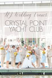 jersey shore wedding venues point yacht club point pleasant nj