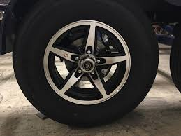 Spray Painting Your Rims Paint Trailer Rims And Maybe Brakes Teamtalk