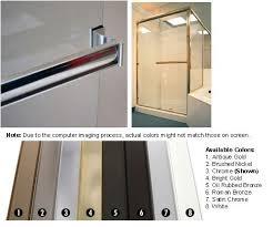 shower door replacement bracket amazon com