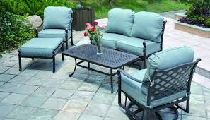 Hanamint Cast Aluminum Furniture PatiosUSAcom - Outdoor aluminum furniture