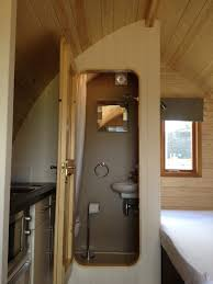 motorhome shower and toilet autocruise perfect for glamping