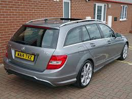 used mercedes c class for sale in uk used 2014 14 mercedes c class c250 cdi amg sport edition
