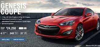 hyundai genesis coupe car us 2013 genesis coupe car configurator goes live the